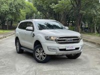 Sell Pearl White 2016 Ford Everest in Quezon City