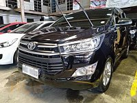 Selling Black Toyota Innova 2018 in Quezon