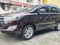 Red Toyota Innova 2021 for sale in Automatic