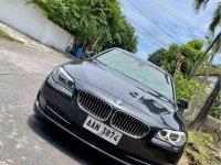 Selling Purple BMW 520D 2014 in Muntinlupa
