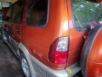 Selling Orange Isuzu Crosswind 2002 in Manila