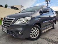 Sell Grey 2014 Toyota Innova in Pasig
