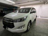 Selling White Toyota Innova 2017 in Quezon