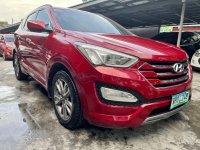 Selling Red Hyundai Santa Fe 2013 in Las Piñas