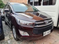 Selling Red Toyota Innova 2021 in Quezon