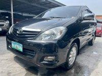 Selling Black Toyota Innova 2012 in Las Piñas