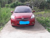 Red Toyota Vios 2009 for sale in Pasig