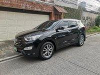 Selling Black Hyundai Santa Fe 2013 in Mandaluyong