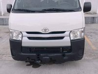Sell White 2016 Toyota Hiace in Silang