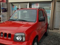 Selling Red Suzuki Jimny 2003 in Magalang