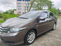 Silver Honda City 2013 for sale in Quezon