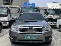 Silver Subaru Forester 2010 for sale in Manila