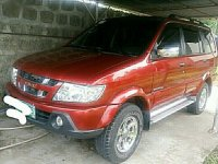 Selling Red Isuzu Sportivo 2006 in Quezon