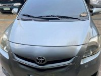 Silver Toyota Vios 2009 for sale in Quezon