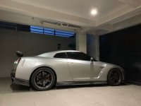 Selling Brightsilver Nissan GT-R 2019 in Quezon