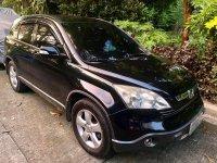Black Honda CR-V 2008 for sale in Pasig