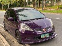 Purple Honda Jazz 2009 for sale in Marikina
