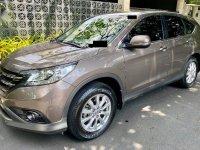 Brown Honda CR-V 2013 for sale in Makati