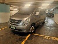 Silver Hyundai Starex 2012 for sale in Automatic