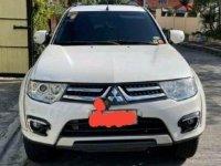 White Mitsubishi Montero 2015 for sale in Automatic