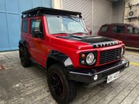 Sell Red 2020 Suzuki Jimny in San Juan
