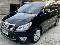 Selling Black Toyota Innova 2014 in Pasig