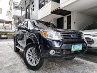 Black Ford Everest 2014 for sale in Quezon