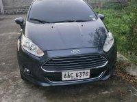 Sell Black Ford Fiesta 2014 in Manila
