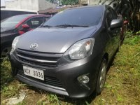 Selling Silver Toyota Wigo 2016 in Caloocan