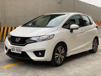 White Honda Jazz 2016 for sale in Automatic