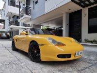Yellow Porsche Boxster 1998 for sale in Quezon