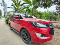 Selling Red Toyota Innova 2017 in Calumpit