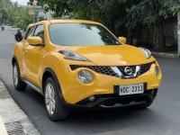 Selling Yellow Nissan Juke 2017 in San Mateo