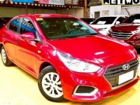 Selling Red Hyundai Accent 2020 in Marikina