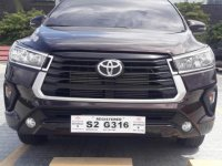 Selling Brown Toyota Innova 2021 in Pasay