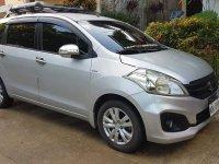 Selling Pearl White Suzuki Ertiga 2016 in Dasmariñas