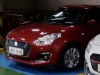 Selling Red Suzuki Swift 2019 in Quezon