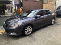 Selling Grey Honda Accord 2013 in Mandaluyong