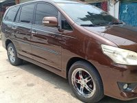 Brown Toyota Innova 2013 for sale in Quezon City