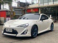 Pearl White Toyota 86 2016 for sale in Malabon