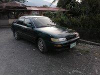Selling Green Toyota Corolla 1995 in Marikina