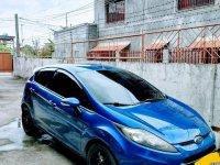 Selling Blue Ford Fiesta 2013 in Paete