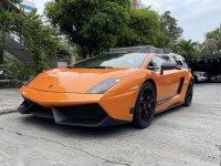 Orange Lamborghini Gallardo 2012 for sale in Pasig