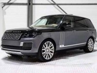 Selling Black Land Rover Range Rover 2021 in Makati
