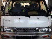 Selling White Nissan Urvan Escapade 2015 in Pagbilao