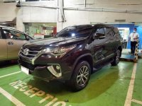 Selling Red Toyota Fortuner 2016 in Pateros