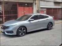 Selling Brightsilver Honda Civic 2018 in San Juan