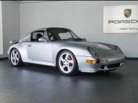 Selling Brightsilver Porsche 993 1996 in Makati