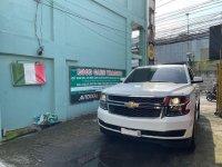 Sell Pearl White 2016 Chevrolet Suburban in Makati