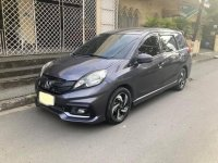 Selling Grey Honda Mobilio 2016 in Pasay